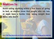 przykładowe porady odnośnie diety