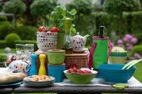 Kolekcja naczyń i akcesoriów Grill Piknik